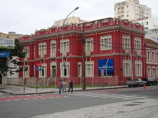 Museu de Arte Contemporanea do Parana
