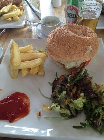 Am Birlinn: burger