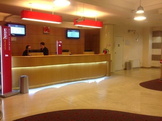 Ibis Firenze Nord Aeroporto : hall
