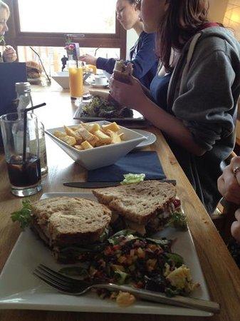 Am Birlinn: assorted lunches