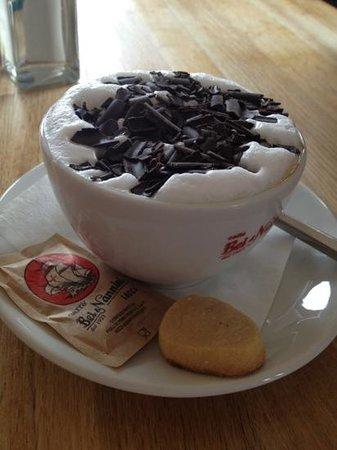 Am Birlinn: coffee