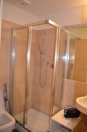 Sette Angeli Rooms: bagno