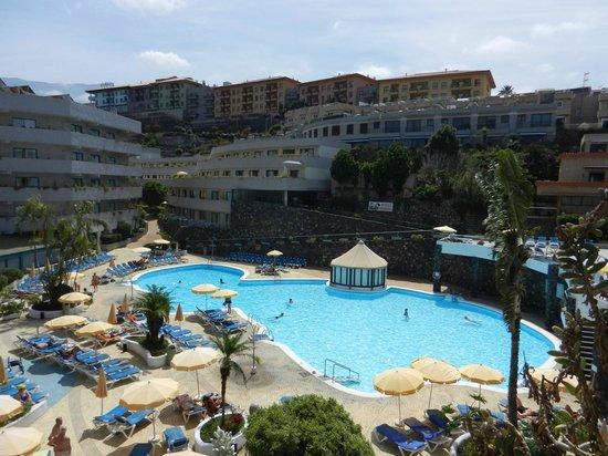 Vistas de la habitacion picture of gran hotel turquesa playa puerto de la cruz tripadvisor - Turquesa playa puerto de la cruz ...