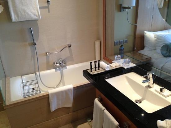 Sankara Nairobi: bathroom