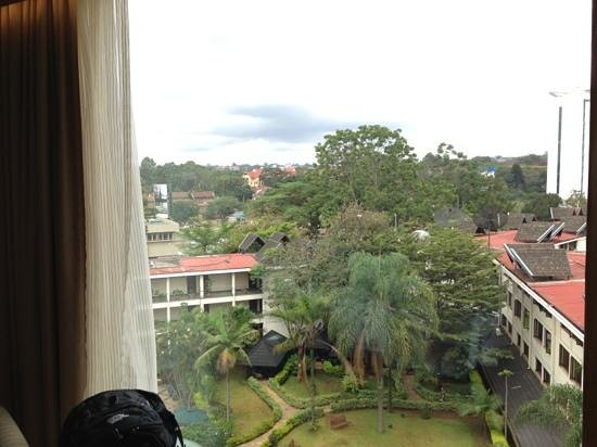 Sankara Nairobi: outside view