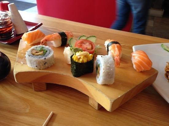 Sumo Japanese Restaurant Falkirk