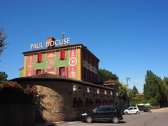 Collonges-au-Mont-d'Or, Frankreich: Paul Bocuse