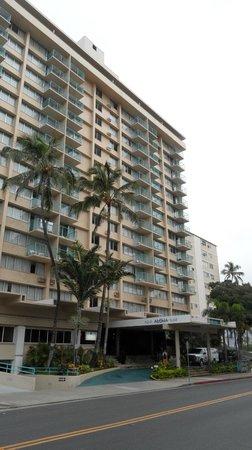 Aqua Aloha Surf Waikiki: street view