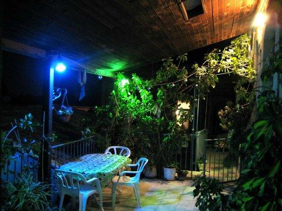 Diana's House: Terrace