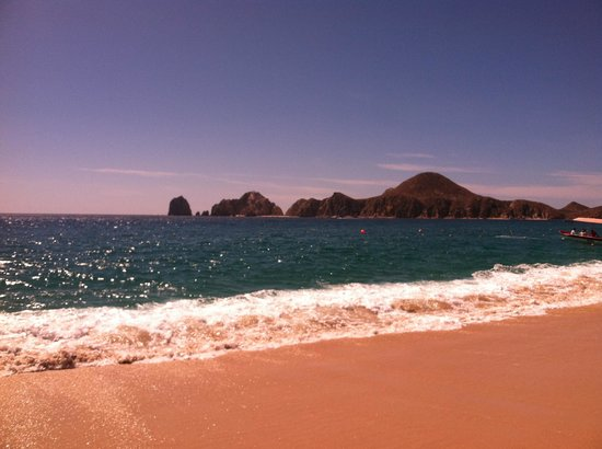 Casa Dorada Los Cabos: The beautiful view of the bay