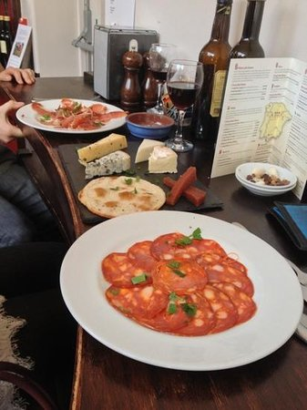 Ultracomida: Brilliant food and excellent service