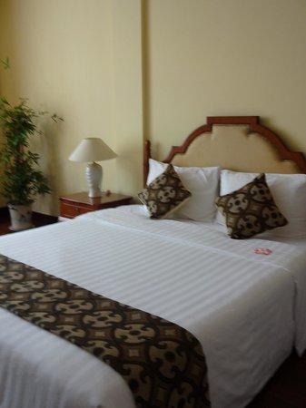 Hotel Saigon Morin: Restful night's sleep here