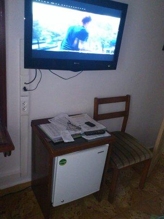 Hotel Timgad : chambre