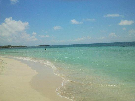 Navío Beach: Blue Beach , Vieques