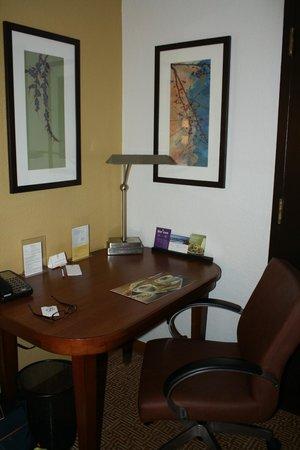 Hyatt Place San Antonio/Riverwalk: Desk