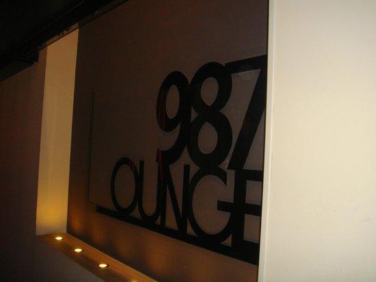 987 Barcelona Hotel: hall