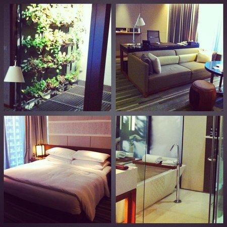 Hansar Bangkok Hotel : Urban Suite