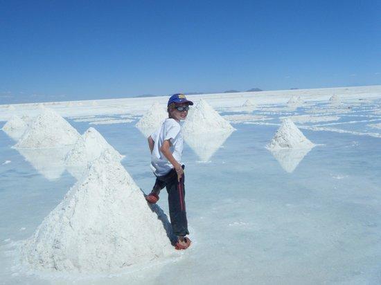 Uyuni Tours: salt flats