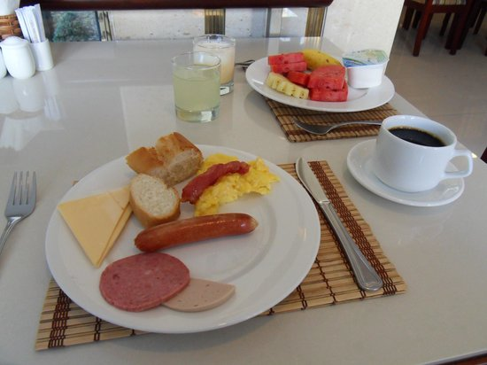 Northern Hotel Saigon: Frühstück