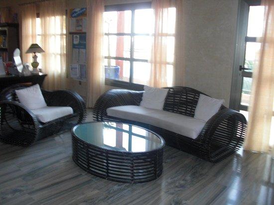 Elba Carlota Beach and Convention Resort: pasillos