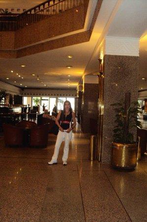 Le Meridien Pyramids Hotel & Spa: Recepcion del hotel