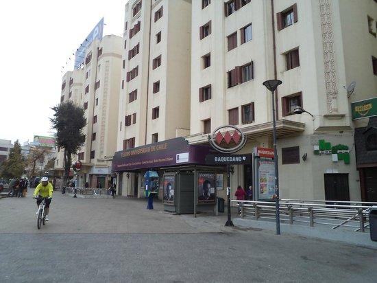 Teatro Del CEAC UChile