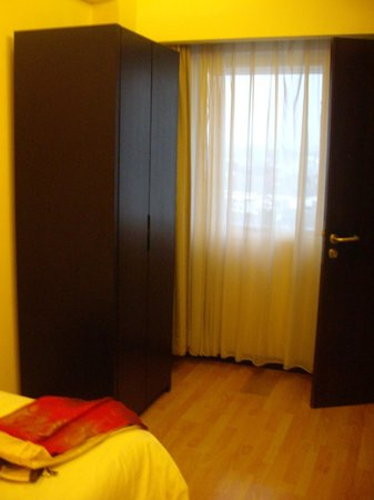 Aston Braga Hotel & Residence: Kamar hotel