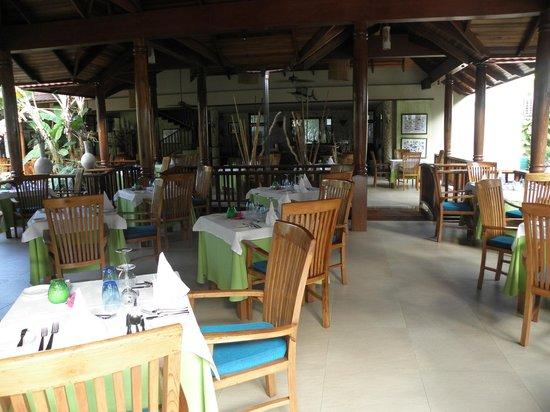 Le Duc de Praslin: le restaurant