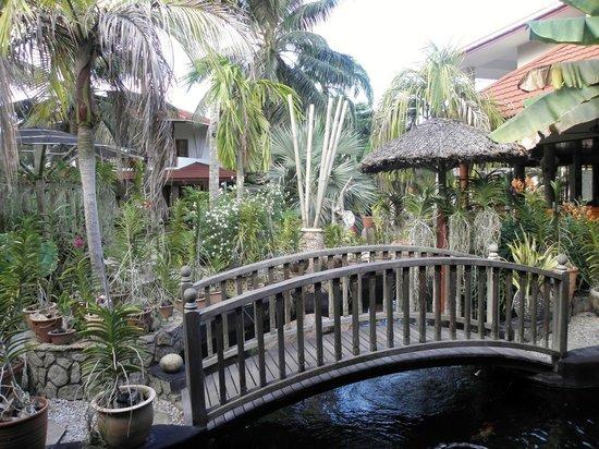 Le Duc de Praslin: le jardin