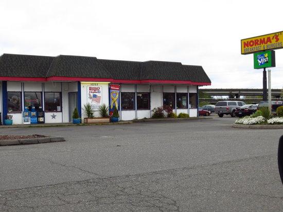 Olympia, WA: Normas Breakfast & Burgers