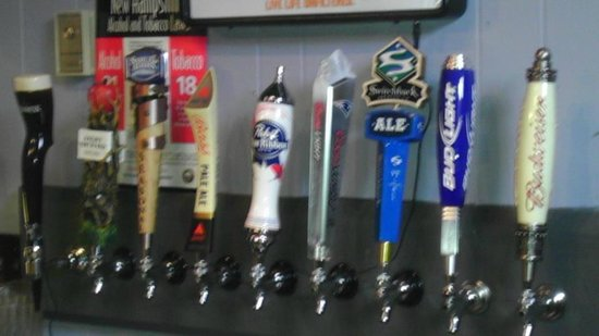 Shenanigans: 9 of our 15 taps