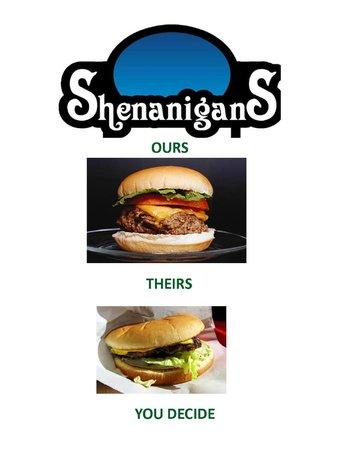 Shenanigans: speaks for itself