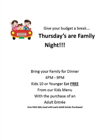 Shenanigans: Bring the kids and save some money