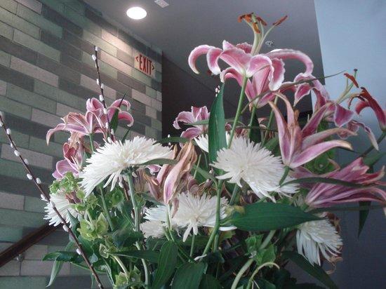 Porto Vista Hotel: arreglo floral