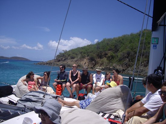 Kekoa Sailing Expeditions: Sailing St. John