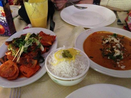 Hussain's: Mouth Watering.