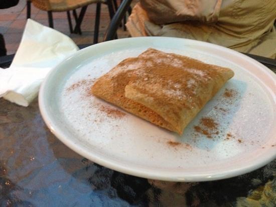 Crepes'n Tapas Bar : crep de manzana