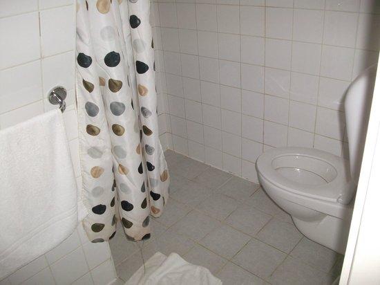 Hotel Blyss : salle de bain