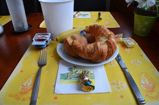 Hotel Winterberg: Paasontbijt