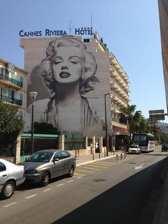 BEST WESTERN Cannes Riviera & Spa: cannes riviera hotel
