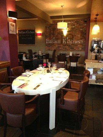 Italian kitchen sunderland restaurant reviews phone for Italian kitchen hanham phone number