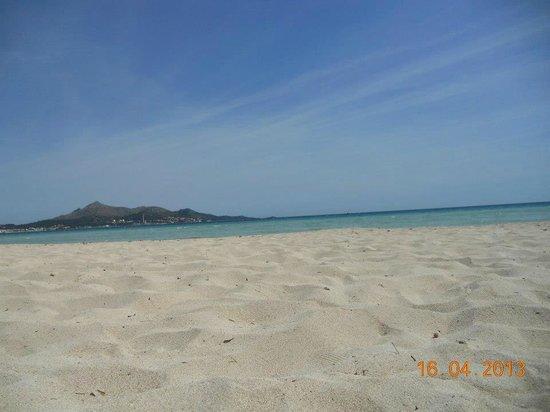 BQ Alcudia Sun Village: Playa de Muro