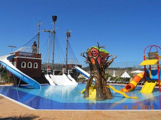 BQ Alcudia Sun Village: Barnens hörna