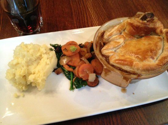 The Ship Tavern : Meat Pot Pie