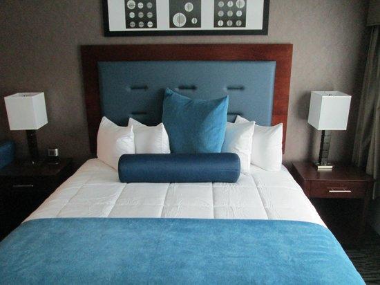 Wyndham Garden Elk Grove Village/O'Hare : nice bed