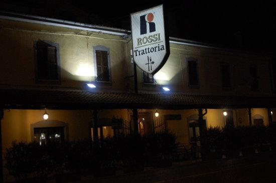 Hotel Ristorante Rossi: Ingresso 2