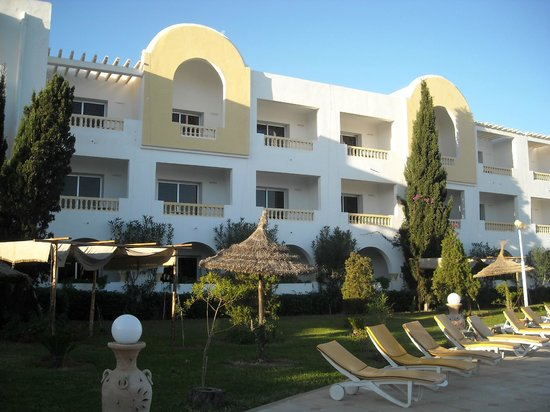 Hall photo de zodiac hammamet tripadvisor for Cherche hotel pas cher