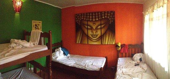 Buddha House Boutique Hostel: 4 bed dorm