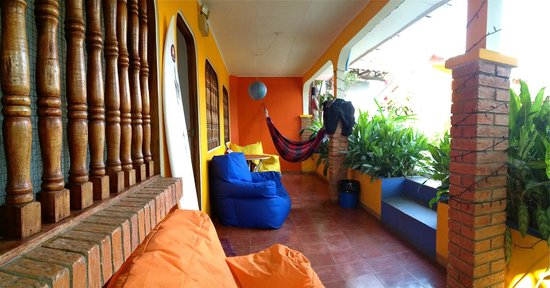 Buddha House Boutique Hostel: Guesthouse