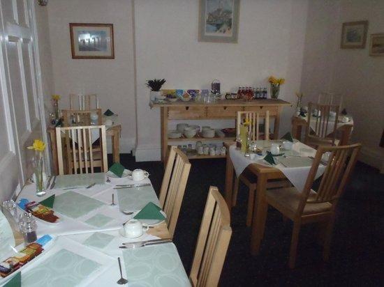 Rainbow Lodge: dining room